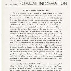 Bulletin of Popular Information V. 20 No. 08