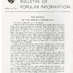 Bulletin of Popular Information V. 22 No. 08