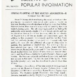 Bulletin of Popular Information V. 19 No. 02