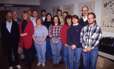 Plant Clinic staff/volunteers