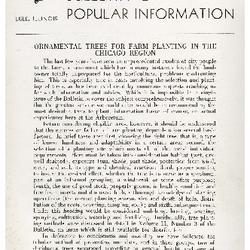 Bulletin of Popular Information V. 20 Index