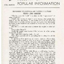 Bulletin of Popular Information V. 22 No. 06