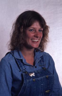 Doris Taylor, portrait