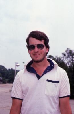 Ron Picco, portrait