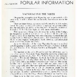 Bulletin of Popular Information V. 16 No. 12