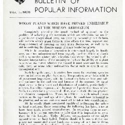 Bulletin of Popular Information V. 18 No. 11