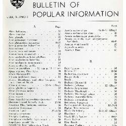 Bulletin of Popular Information V. 17 No. 06