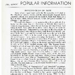 Bulletin of Popular Information V. 17 Index