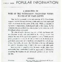 Bulletin of Popular Information V. 17 No. 03