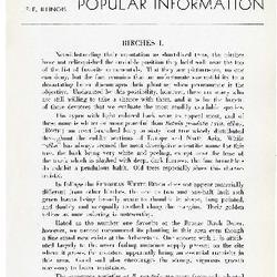Bulletin of Popular Information V. 21 No. 02