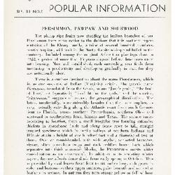 Bulletin of Popular Information V. 20 No. 11-12