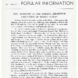 Bulletin of Popular Information V. 16 No. 11