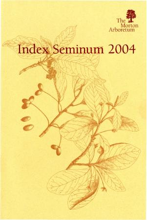 Index Seminum 2004
