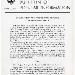 Bulletin of Popular Information V. 31 No. 04