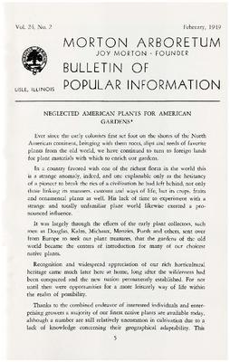 Bulletin of Popular Information V. 24 No. 02