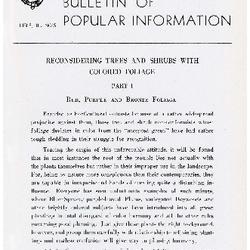 Bulletin of Popular Information V. 25 No. 04