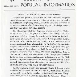 Bulletin of Popular Information V. 29 No. 02-03