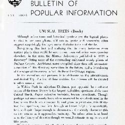 Bulletin of Popular Information V. 25 No. 06