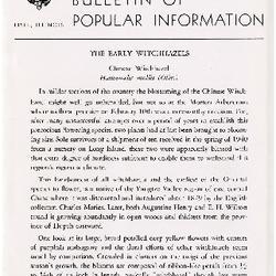 Bulletin of Popular Information V. 28 Index
