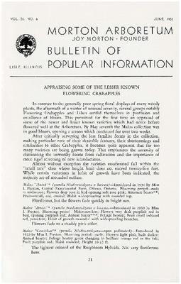 Bulletin of Popular Information V. 26 No. 06