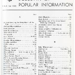 Bulletin of Popular Information V. 28 No. 07