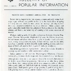 Bulletin of Popular Information V. 28 No. 04