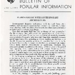 Bulletin of Popular Information V. 28 No. 05