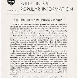 Bulletin of Popular Information V. 24 No. 12