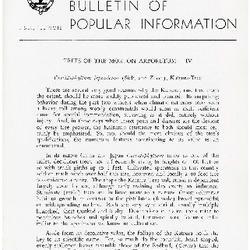 Bulletin of Popular Information V. 30 No. 02