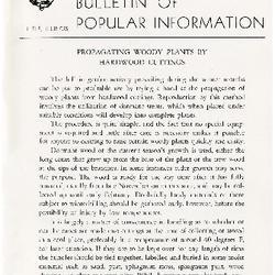 Bulletin of Popular Information V. 26 No. 09