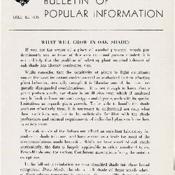 Bulletin of Popular Information V. 25 No. 03