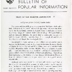 Bulletin of Popular Information V. 30 No. 10
