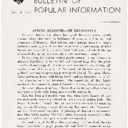 Bulletin of Popular Information V. 25 No. 02