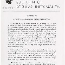 Bulletin of Popular Information V. 30 No. 11