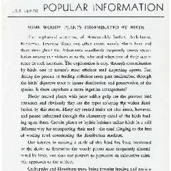 Bulletin of Popular Information V. 26 No. 05