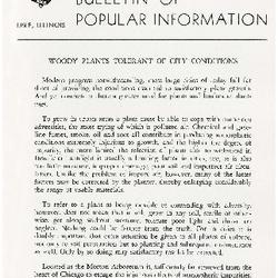 Bulletin of Popular Information V. 27 No. 06