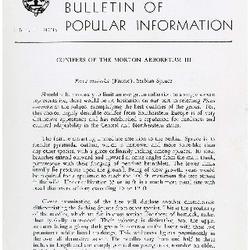 Bulletin of Popular Information V. 31 No. 02