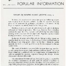 Bulletin of Popular Information V. 28 No. 12