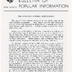 Bulletin of Popular Information V. 29 No. 12