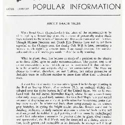 Bulletin of Popular Information V. 29 No. 04
