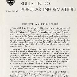 Bulletin of Popular Information V. 24 No. 06
