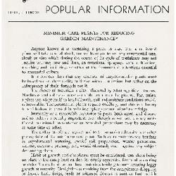 Bulletin of Popular Information V. 28 No. 11