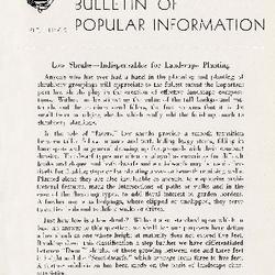Bulletin of Popular Information V. 24 No. 04