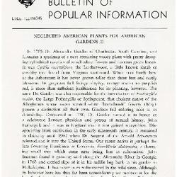 Bulletin of Popular Information V. 26 No. 11