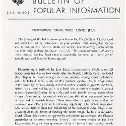 Bulletin of Popular Information V. 28 No. 03