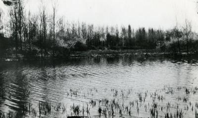 Early spring Lake Marmo [?]