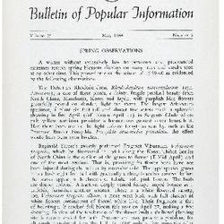 Bulletin of Popular Information V. 38 No. 01