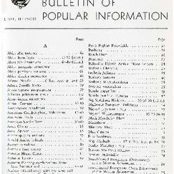 Bulletin of Popular Information V. 33 No. 06