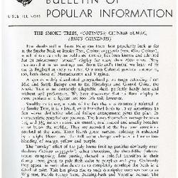 Bulletin of Popular Information V. 34 No. 01