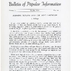 Bulletin of Popular Information V. 39 No. 07